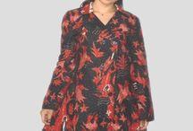 Dress Batik Kerah Blazer Full Furing [BLZ1156]