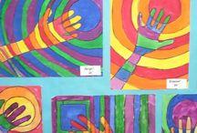 Grade 3 - Arts and Crafts