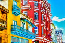 Colourful Streets