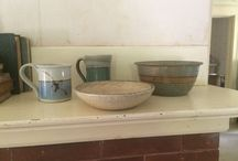 Wabi Sabi EBay / I love everything about wabi-sabi. I keep my eye at yard sales and thrift stores for wabi-sabi items to keep and to resale. Here are some beautifully imperfect items I have found. Spreading wabi-sabi style and loving it. Embracing age and imperfection.