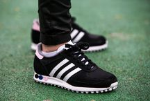 "adidas LA Trainer Women ""Core Black"" (S75260)"