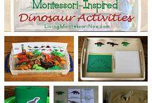 Homeschool - Dinos / by Karla Morton-Holmes