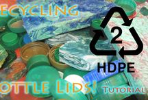Plastic Recycle HDPE