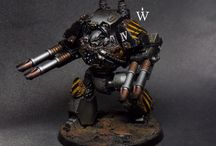 WH30k - Iron Warriors