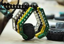 actu / RobotiCamp propose une démarche scientifique innovante via la programmation de robots Lego Mindstorms. Cette démarche s'appuie sur des concepts pédagogiques novateurs : classe inversée, résolution de problème, travail collaboratif et partage de solutions.