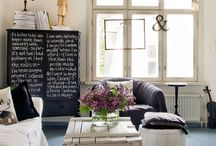 Interior desing  / by Estelagr