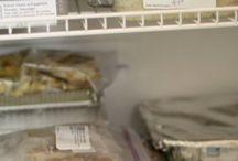 Freezer Food / Food made to be frozen, freezer, stash, dinner, entree, main, food, recipe