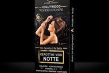 HOLLYWOOD WONDER STICKERS / http://www.goldnoir.it/hollywood-wonder-stickers-cerottini-beauty-viso-lr-wonder-company-38.html