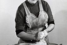 jaren 50 vrouw