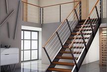 Escaliers sur mesure / Des escaliers d'exception !