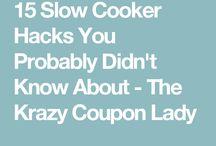Crockpot tips