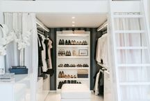 quarto no mesanino do closet