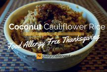 Nickel Allergy Thanksgiving / I will try my best to find and create low nickel allergy thanksgiving foods. It will be #nickelallergy #nickelychallenged #Soyallergy #soyfree #onionintolerance #onionallergy #onionfree #specialdiets #peanutallergy #peanutfree #sesameallergy #sesamefree #cornallergy #cornfree #lactoseallergy #lactosefree #allergyfreethanksgiving
