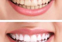 Zahn Pflege