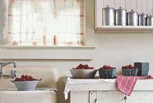 Kitchen Ideas / by Josephine Piccolo-Altamura