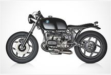 BMW R100R Racer