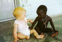 S.O.S  Racisme / le teme est que on ne doit pas etre raciste.