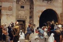 Deutsch, Ludwig (1855-1935, German orientalist painter)