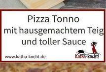 Pizza tonno plus rezept