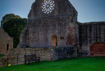 Ruin Castles & Abbeys