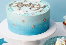Baby shower/ welcome cakes