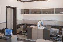 Дизайн интерьера офиса ювелирной компании в стиле минимализм / Пожелания заказчика: оформить дизайн интерьера офиса ювелирной компании в стиле минимализм.