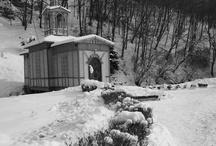 Zima w Ojcowie // Winter in Ojców  / Zimowe krajobrazy Ojcowskiego Parku Narodowego // Winter landscape at Ojców National Park