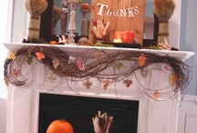 Fall/Thanksgiving / by Beth Auchmuty