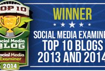My Favorite Social Media Bloggers / Social Media blogs that you will learn from. I have picked the best in the industry! This board will continue to grow and if you read these blogs, your social media marketing knowledge will grow. / by Donna Gilliland