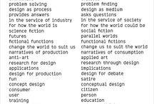 - discursive design -