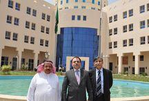جامعة فهد بن سلطان - أخبار ونشاطات