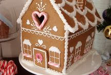 gingerbread house's/cookies/baking