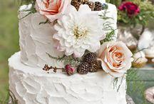 cake wedding design texture