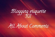 Blogging 101 / Tips for bloggers to grow the blog