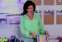 Videos / Home How-To Videos on Bright Bold and Beautiful. Easy DIY Projects and Inspirational Videos. / by Laura Trevey