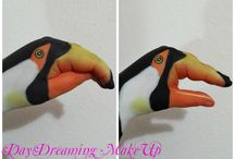 Hand Painting 2015 / Hand painting make up