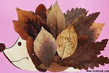activité enfant automne
