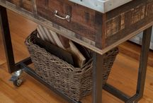 industrial pallet furniture