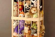 Child room storage ideas