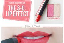 beauty tips  / by Kara Ordway