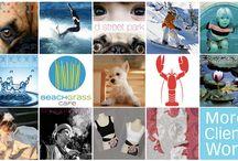 DeCaro Media Lab / Branding + Identity + Web + Packaging + Illustration + Photography