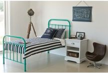 Metal Bed Frames & Metal Cots / Looking to buy one of the beautiful metal bed frames you have been spotting in all the mags and kids interior blogs?  Shop them right here from everythingbegins.com