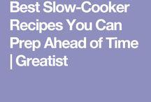 Slow cooker prep ahead