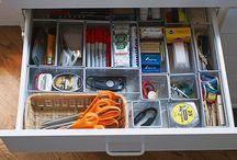 home...  organization