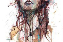 Art I like / by Chandra Richter
