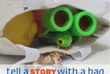 storytelling / by Ali Bo
