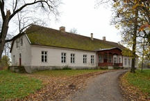 My future home / Country house in Estonia