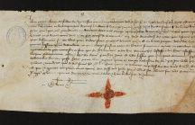Documents du XVe siècle / Quelques documents du XVe siècle conservés aux archives départementales de la Manche. / by Archives Manche