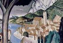 André Derain (1880 - 1954) / Peintre français et l'un des fondateurs du fauvisme.