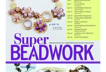 Beadwork related magazines 5